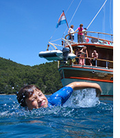 Croatia family multisport photo